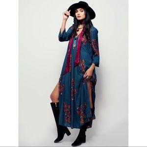 Free People • Rosemary Maxi Dress